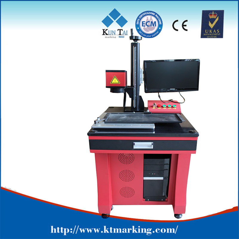 Automotive/electronic components/ hardware tools/ accessories Laser Marking Machine