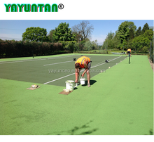 outdoor use acrylic basketball court coating
