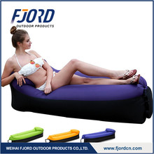 FJORD Lazy air sofa waterproof outdoor pool cheap Inflatable air floating sofa