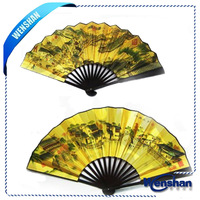 top paper chinese fan for gift