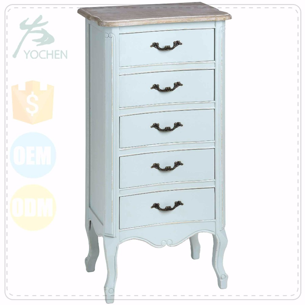 6 drawers white home furniture, modern furniture design