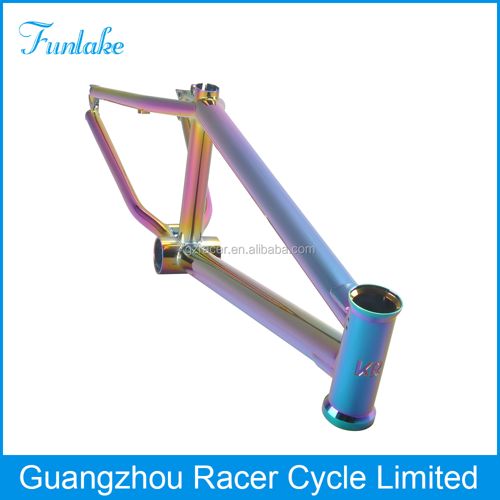 New design new color BMX frame 2017 most popular style