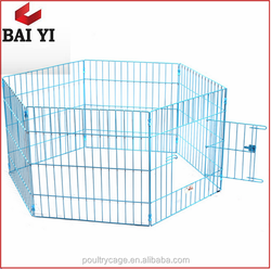 Indoor Dog Run Kennel & Dog Run Fence Panel (Real Factory, Direct Sale)