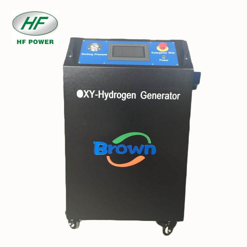 Hot sale Brown gas car engine carbon cleaning machine HF-3.0