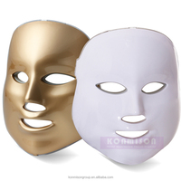 Factory wholesale 3 in 1 skin rejuvenation whitening LED facial mask