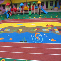 High Resilience Playground Rubber Tiles,EPDM Rubber Sheets FN-E-16030405