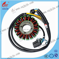 High Quality Motorcycle stator Magneto Stator For Motorcycle Engine China Manufactory