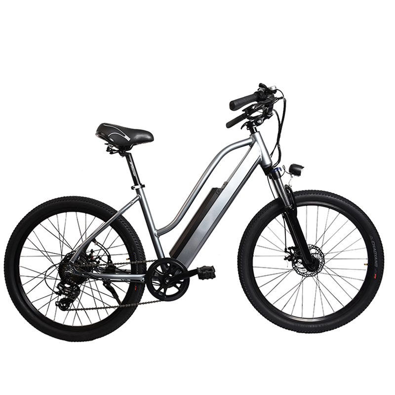 Factory wholesale Pedal Assisted Lady Style <strong>City</strong> Ebike 36V 700C Mid Drive Rechargeable Electric Bike With CE