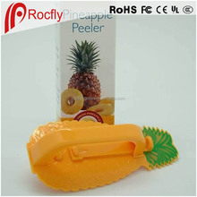 Adjustable pineapple peeler Peel & Core Together Any Size