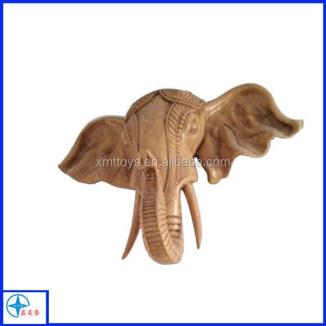 High quality Elephant head 3d wall decor for home decoration