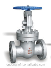 API Flange industrial Stainless Steel Rising Stem bypass mud gate valve
