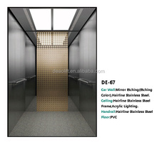 Duplex Control Passenger Elevator Dimensions in China
