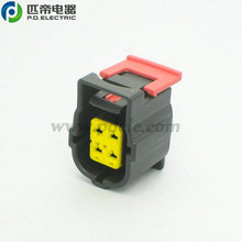 PD7042C-1.8-21 Auto 4 Pin Female Waterproof Electrical Connector Plug