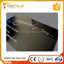 Wholesale Stainless steel Metal Business Name Card Cheap