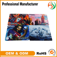 New Anti-Slip League of Legends Cool Mouse Pad Soft Rubber mouse pad For Christmas Gift
