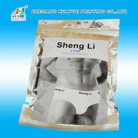 Customized High Quality Zipper Bag for Underwear