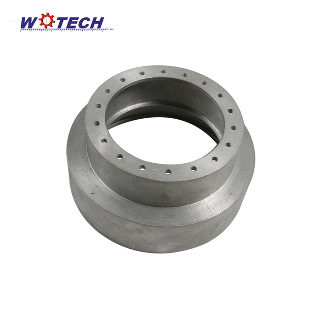 OEM casting agriculture machinery spare casting part