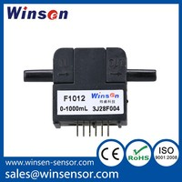 F1012 ultrasonic flow sensor/water flow sensor