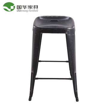 wholesale modern Restaurant furniture Metal dining chairs suppliers