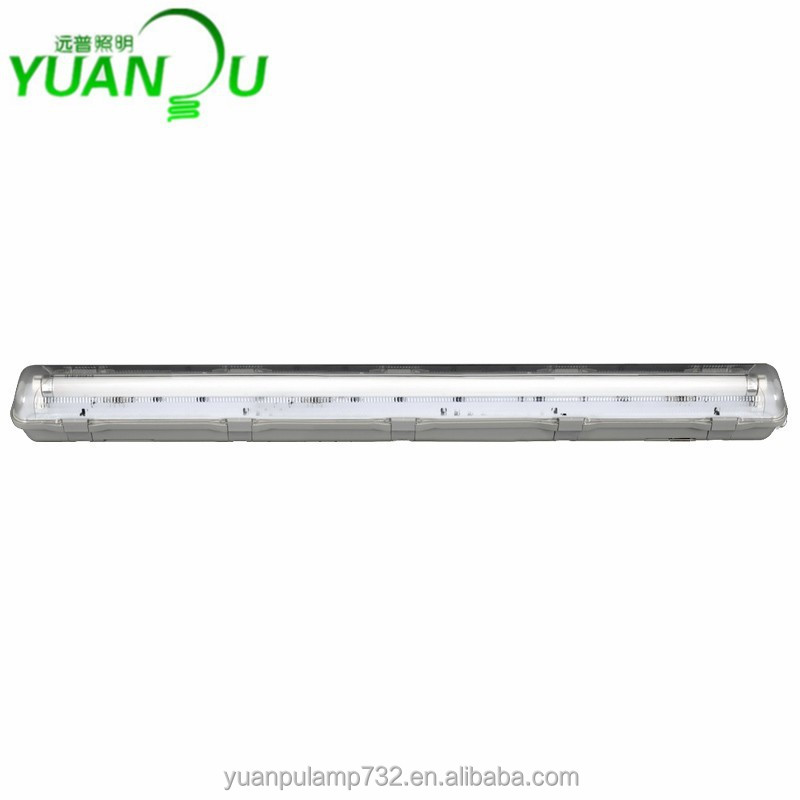 factory fluorescent light fixture