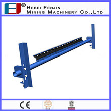 High Quality alloy Rubber blade conveyor belt scraper For Coal Mining Industry