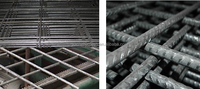 Galvanized Welded Wire Mesh Cheap/ Concrete Reinforcing Welded Wire Mesh/Welded Rabbit Cage Wire Mesh from YAQI