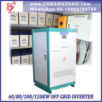 pure sine wave home inverters 60kw power output converters