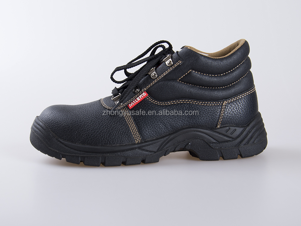 Cheap Steel Indusrty Anti-vibration Safety Shoes, Welding Steel Toe Dress Shoe , Work Land Safety Work Boots Made in China