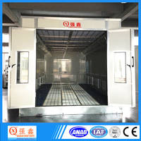 QX1000 Luxury Infrared Heating Price Car Paint Booth China