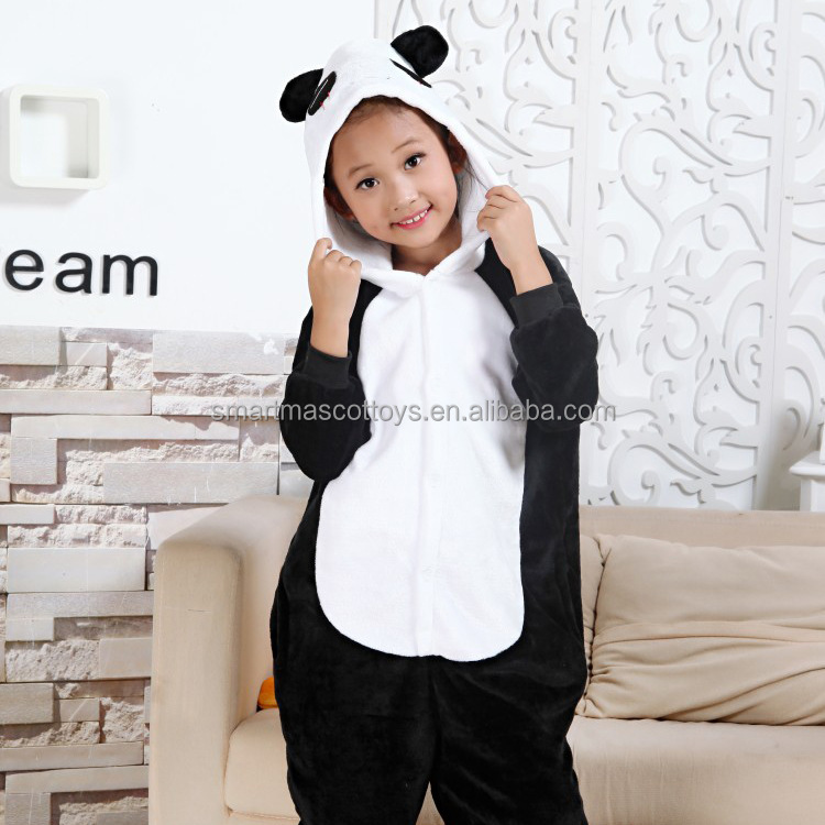Kids pajamas Factory direct sale top quality kids pajamas pijamas long sleeve panda pajamas