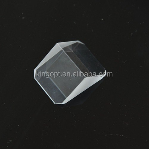 right angle prism high quality quartz prism half penta prism