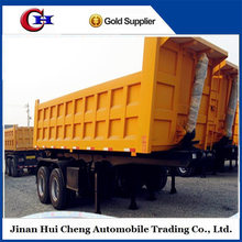 Double axle Hydraulic Dump Truck for sale