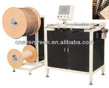 top quality calendar binder, A2 A3 Auto double wire o binding machine