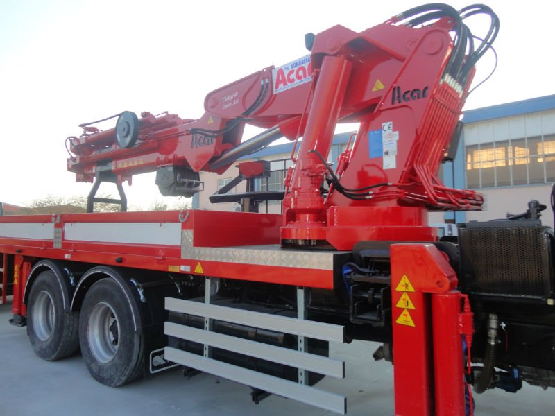 AC 101 TM-KC Truck Mounted Knuckle Boom Crane