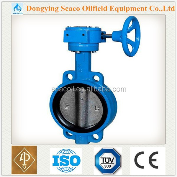 butterfly valve manufacturer for oil and <strong>gas</strong> with low price