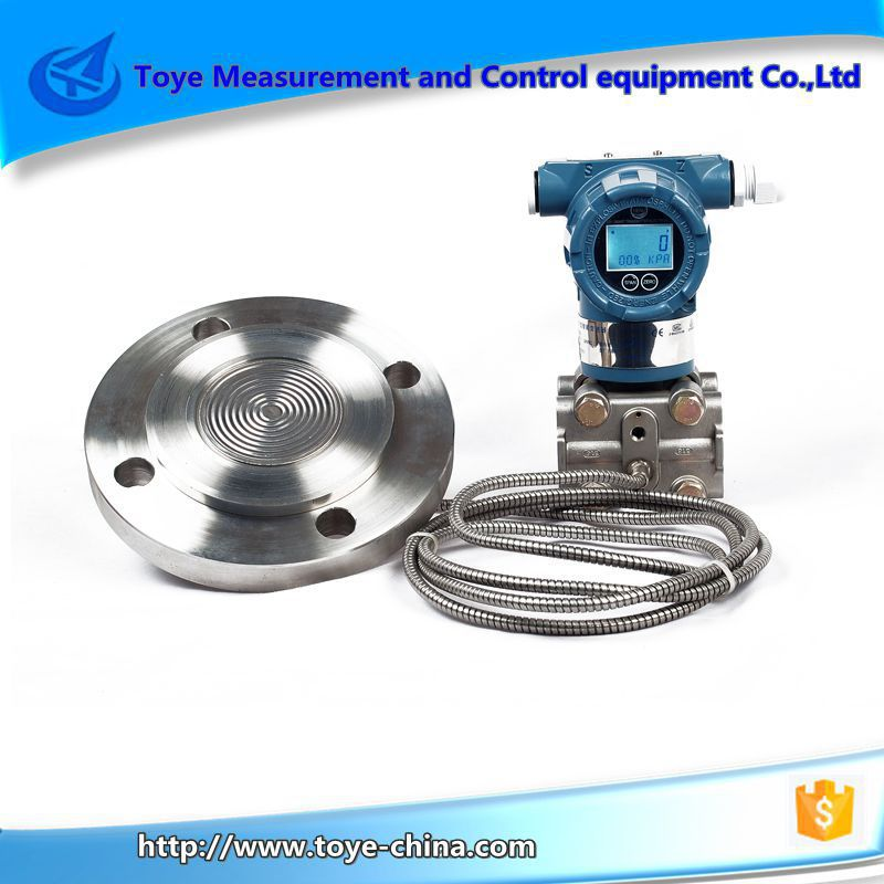 3151 DP/GP REMOTE TYPE LIQUID LEVEL MEASUREMENT DIFFERENTIAL PRESSURE TRANSMITTER WITH FLANGE