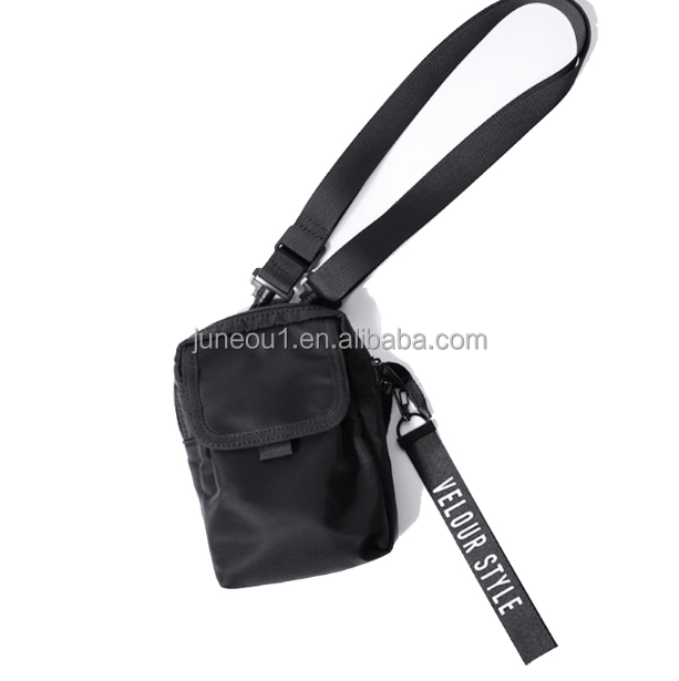 Fashion mini shoulder camera bag change pockets mobile phone bag men and women Messenger bag