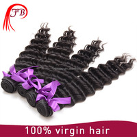 Give you youth and confidence virgin eurasian deep wave hair