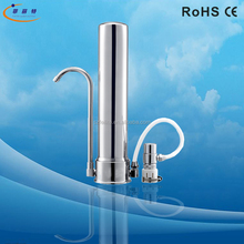 china manufacturer faucet mounted ceramic filter water purification
