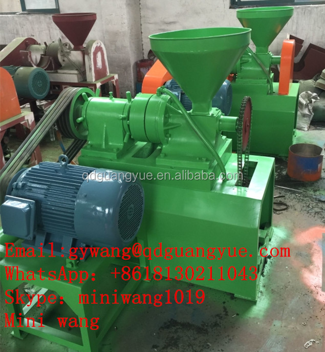 Waste Tire Rubber Grinding Machine