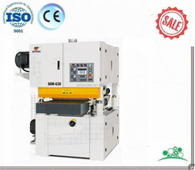 Calibrating Sander Double Side sanding machine