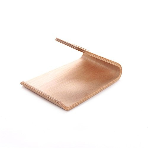 Natural Wood Bamboo Hard Panel Stand Holder for PC, Computer, Mac book Air, Mac book Pro, Tablet PCs, eReaders ,Books
