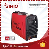 inverter portable aluminium tig zx7 160 low price digital MMA welder