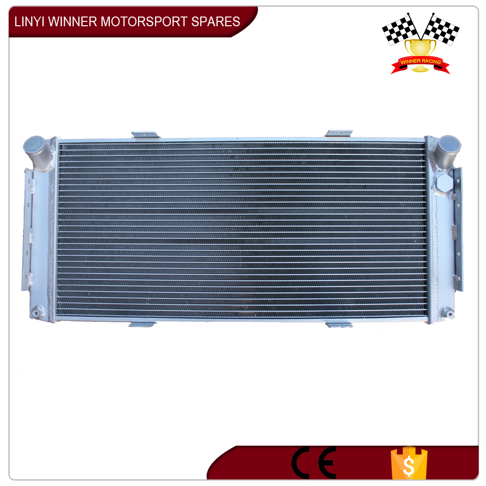 thickening 620*308*50/70/100 auto radiator with radiator fan