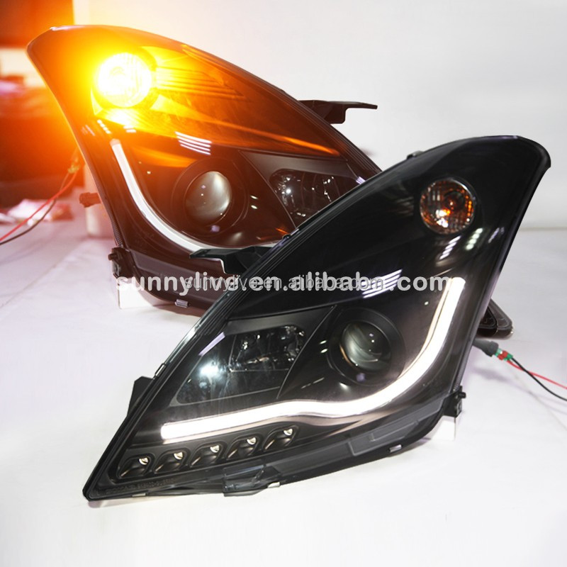 SWIFT LED Head Lamp For SUZUKI 2011-2015 Year SN