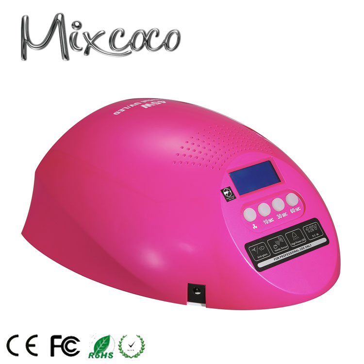 lampada led uv ccf high quality 45w powerful led nail dryer uv lamp for printer