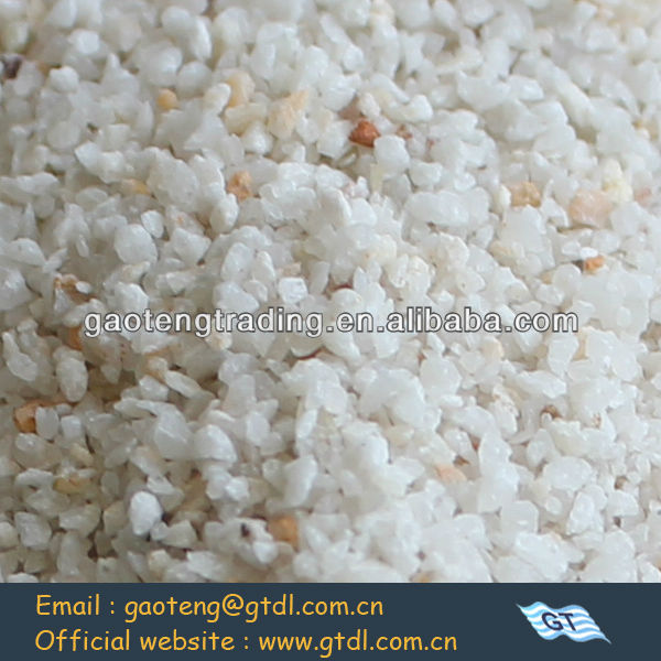 GT filtering silica sand for pool water filter