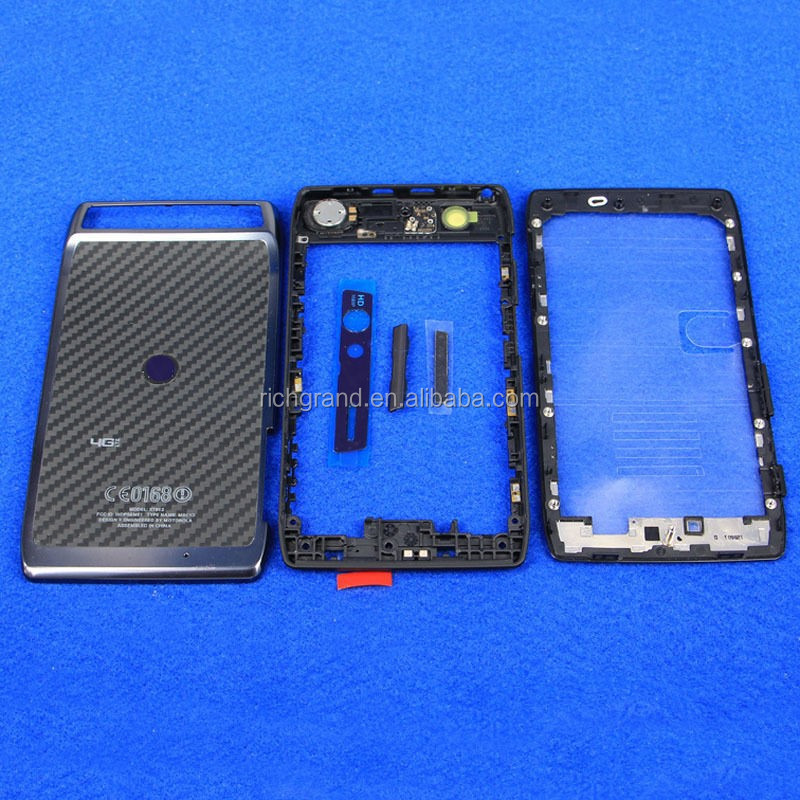 High quality full housing battery door case cover for Motorola Verizon Droid Razr XT910 XT912