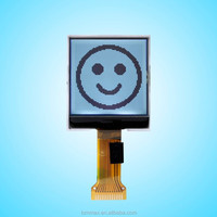 64x64 Graphic COG LCD Display