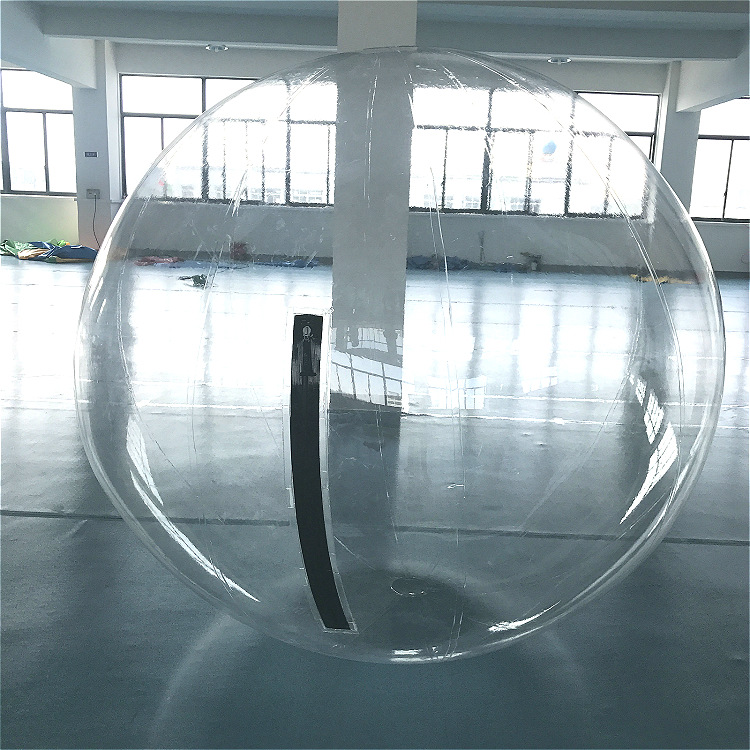 high quality PVC/TPU water walking ball inflatable transparent walk on water ball